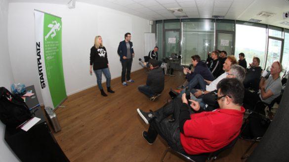 StreamCamp13 als Weckdienst für Echtzeit-Kommunikation