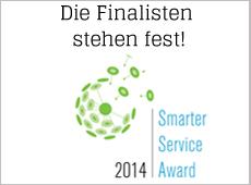 Smarter Service Award 2014