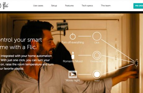Smarter Service Gallery Flic - The wireless smart button