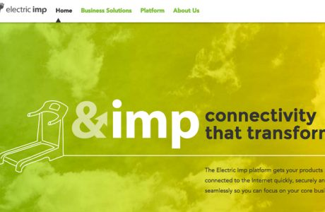Smarter Service Gallery Electric Imp