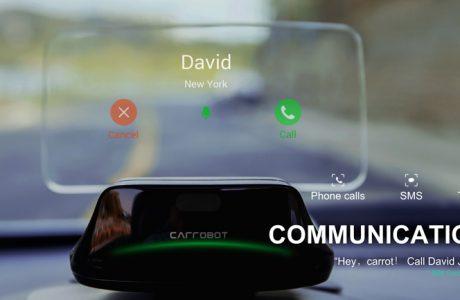 Carrobot: Smart und sicher im Straßenverkehr