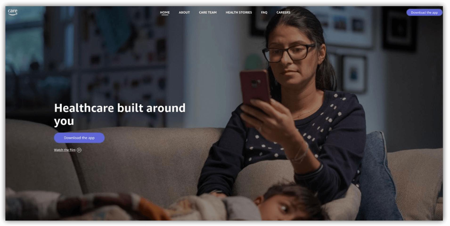 Der Angriff der Tech-Giganten und einer Armee von Digital Health Startups