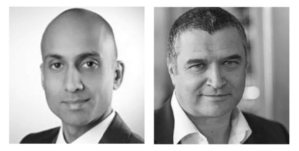 Drei Fragen an Rahul Butta und Michael Waldbrenner